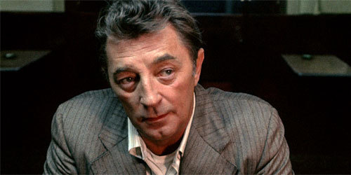 Robert Mitchum  in  THE FRIENDS OF EDDIE COYLEエディ・コイルの友人たち