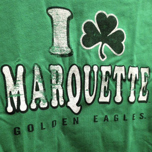 Happy St. Patrick's Day, Marquette!