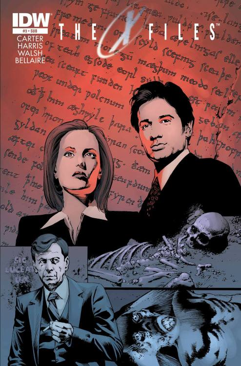 The Truth is coming soon. Only 34 days until the new X-Files comics!