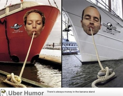 funniestpicturesdaily:  Pretty clever ad for pasta if you ask me…