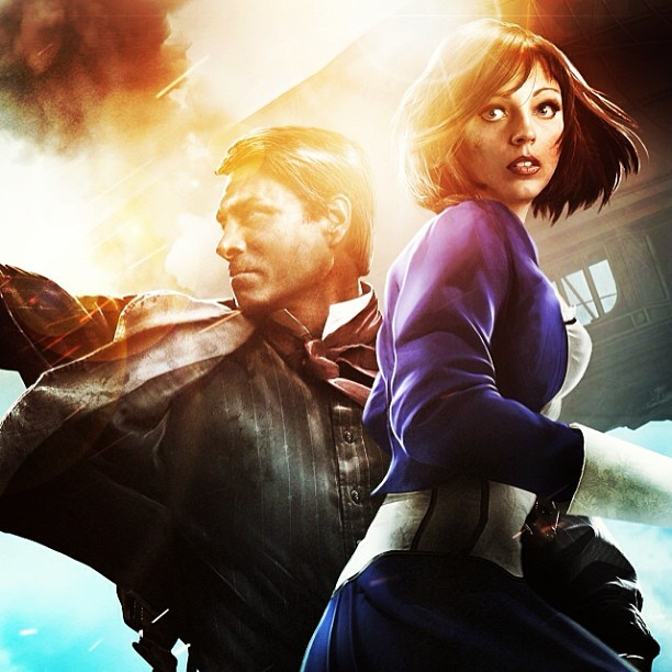 4 more days. #bioshockinfinite