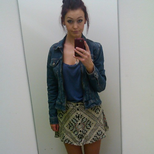 Bought this skirt and I likes it :)