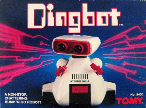 imremembering:  Dingbot  I had one of these! It was my favorite.