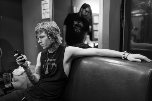 band-blogggg:  Alan Ashby