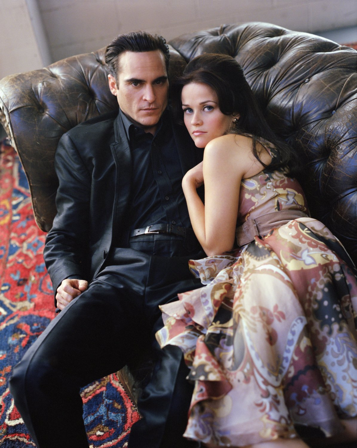 bohemea:  Joaquin Phoenix & Reese Witherspoon in Walk the Line