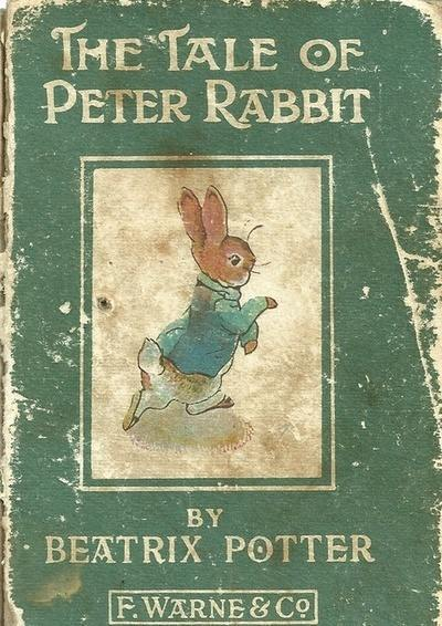 I still fucking Love Peter Rabbit.And so does my tattoo artist, YAY.