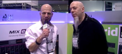 WAVES AT NAMM 2013: JORDAN RUDESS