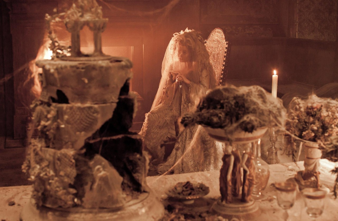 suicideblonde:  Helena Bonham Carter as Miss Havisham in Great Expectations