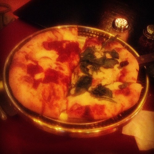 Pizza is life.  (at Pizza Lounge)