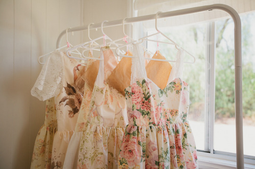 bridesmaid dresses | photo by ryder evans