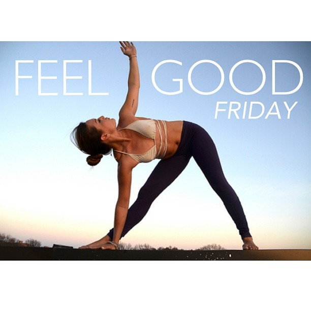 FEEL | GOOD | FRIDAY