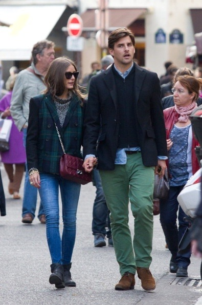 Worlds Most Stylish Couple 78 Olivia Palermo & Johannes Huebl