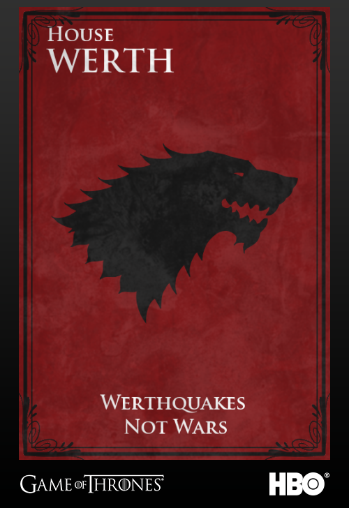 We created this in March. Jayson Werth is now using the GoT theme as walkup music.