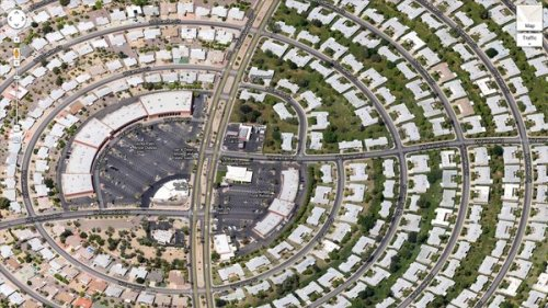 SimCity vs. The Suburban Sprawl - Tested