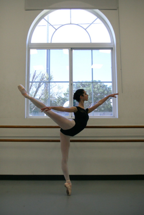 t-u-t-u-s:  dancewththesoul: A new arabesque, a new year.