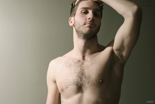 guaizine:  Untitled by male ® | Feb. 2013, Florence It. Brand new face on GUAIzine | model Brian Rousseau