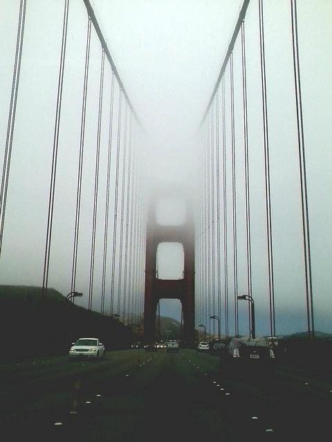 lamescapes: Golden Gate Bridge