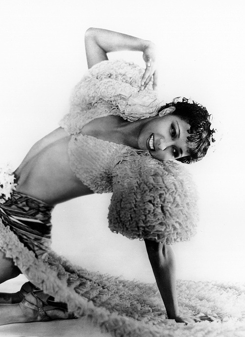 steamboatbilljr:   Josephine Baker as the lead in a 1934-1935 Paris revival of Offenbach's La Créole
