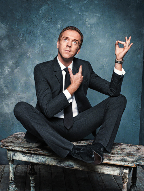 imthey:  Damian Lewis - September 14/21, 2012 issue of Entertainment Weekly