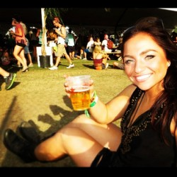 I'd rather be at #coachella 🍻 (at Indio, CA)