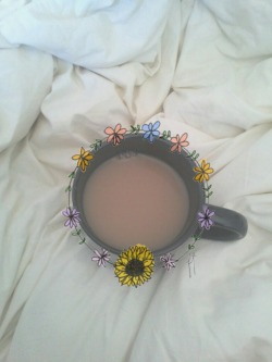 basicallystoned:  tea is a beautiful thing