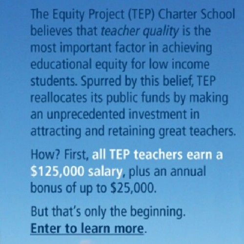 Increasing teacher pay increases teacher retention, forms Steiner schools and creates a better environment for your children to learn. Everyone should strive to see their children's educators compensated appropriately. You trust your childs daily well being to them everyday. You trust their education to them, their futures. What is that worth to you? Value your educators!