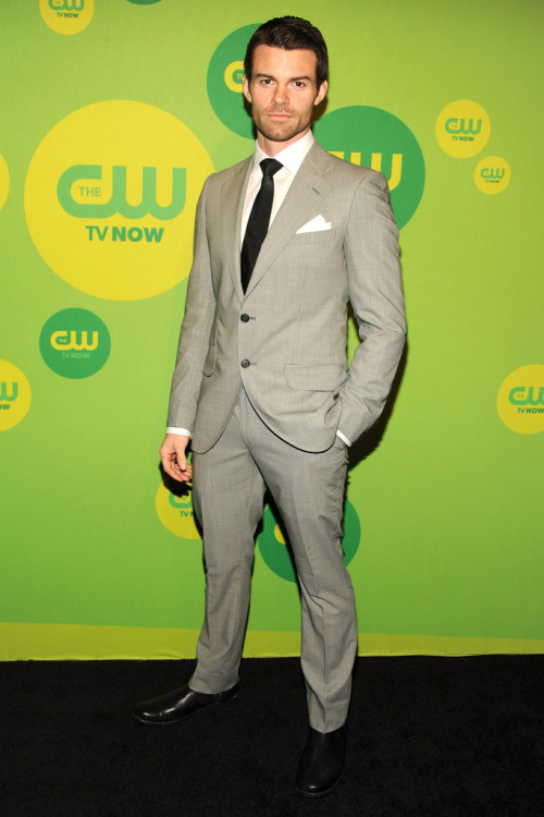 Daniel Gillies || CW Upfronts at The London Hotel in NYC on May 16, 2013