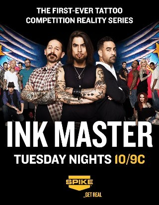 I'm watching Ink Master 2                        3377 others are also watching.               Ink Master 2 on GetGlue.com