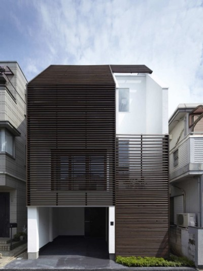 (via IS / Yo Yamagata Architects | Plataforma Arquitectura)