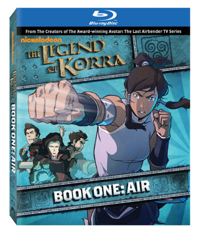 IT'S OFFICIAL - The Legend of Korra Book One will get a DVD AND BLU-RAY Release! It will be coming out July 16th and it's Nickelodeon's FIRST series to be released on Blu-Ray. As a result, they really want you to buy it, so while the DVD will have sporadic commentaries on specific episodes, only the Blu-Ray will have commentaries on EVERY episode plus eight Animatic featurettes.  There will also be a Puppet Bender short with Korra characters that will be on both sets. The DVD pre-order is already up, well update with the BLU when we find it.