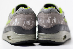 "volumx:  nike air max 1 qk · ""huf hyperstrike"""