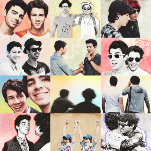 "smilejonas:  ""Joe took me under his arm like the hero that he is. Joe saved my life, so I owe him."" - Nick Jonas"