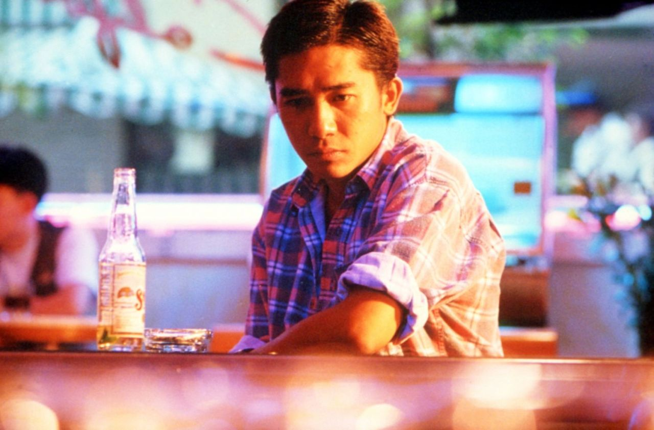 Tony Leung Chiu Wai in Chungking Express, 1994
