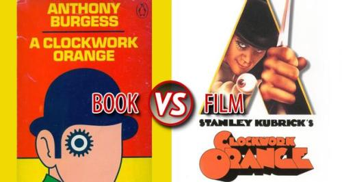 A Clockwork Orange. Which is better: Burgess's book or Kubrick's film? LitReactor has given this question some serious thought.