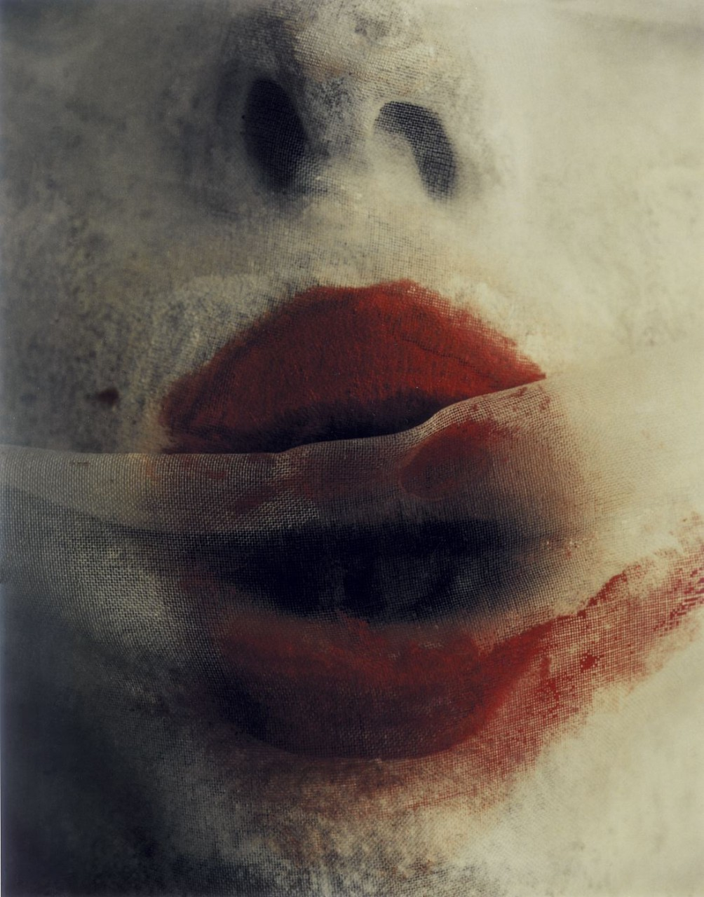 red-lipstick:  Christer Strömholm (1918-2002, Stockholm, Sweden)       Photography