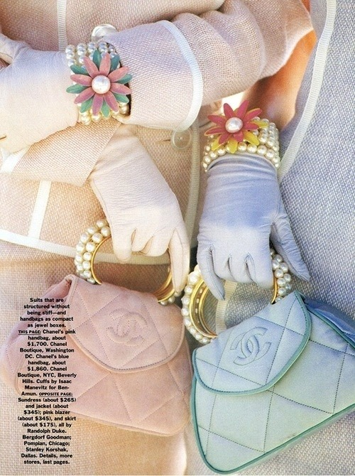 Fashion Trend: Sweet Sweet Pastels.