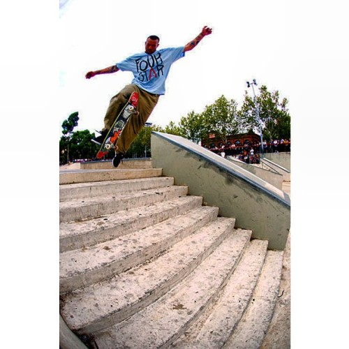 joshuapollina:  brian anderson | no-comply | photo: ben colen