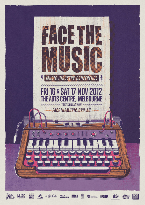visualgraphic:  Face the Music