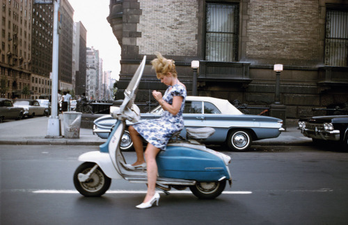 wandrlust:  New York City, 1965 — Joel Meyerowitz