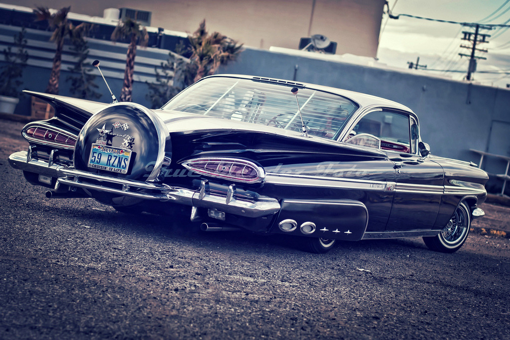 carpr0n:  59 Reasons Starring: Chevrolet Impala (by True Mendez Foto (aka Darkhorse68))