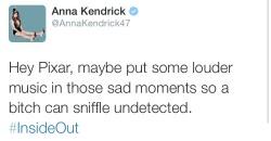 twitter Anna Kendrick inside out anna twitter