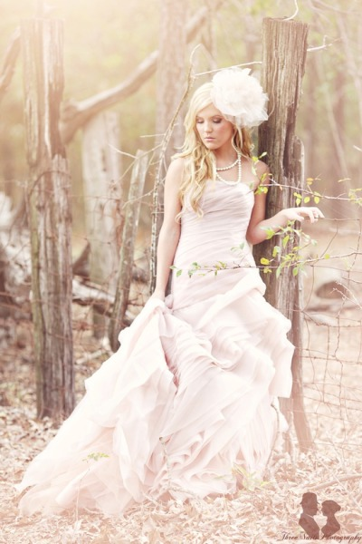 Boho wedding dress…