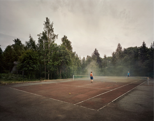 "yetmagazine:  From ""the Mist"" by Felix Odell, Selected by Nicolas Polli"