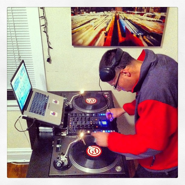 Shout to @djunique11! #jetzons #traktor