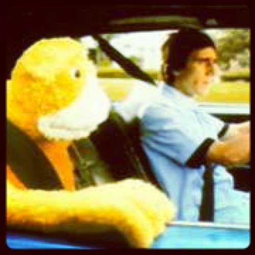#TBT #ThrowbackThursdays Flat Eric!!!!