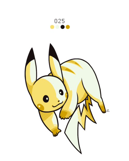 dotcore:  Pikachu.by Rock Bomber. Don't remove source or credits.