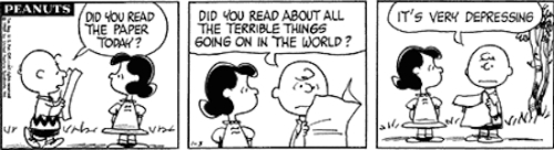 3eanuts:  January 3, 1969 — see The Complete Peanuts 1967-1970