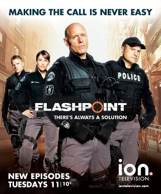 I'm watching Flashpoint                        Check-in to               Flashpoint on GetGlue.com