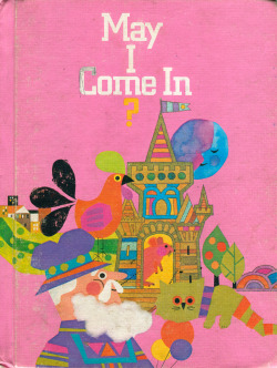 pizzzatime:  newhousebooks: Cover of May I Come In, 1969. Cover perhaps illustrated by Lois Elhert.  (Full credits list Marilyn Bass, William Baum, Tom Cooke, George Guzzi, John Kuzich, Jerry Pinkney, Donald Silverstein, Lynn Sweat, Joseph Veno, Jean Winslow and Fred Witzig.)