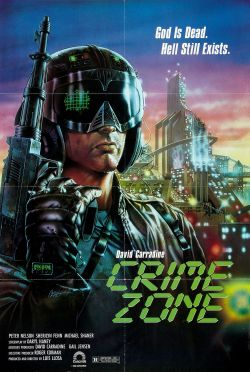 future 80s 1980s 80s movies 80s action movies 80s sci-fi 80s art crime zone 80s Movie Posters 80s future